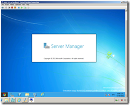 windows server 2012 XV
