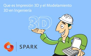 ¿Qué es la Impresión y el Modelamiento 3D?