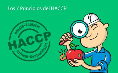 Los 7 Principios de HACCP para la Inocuidad