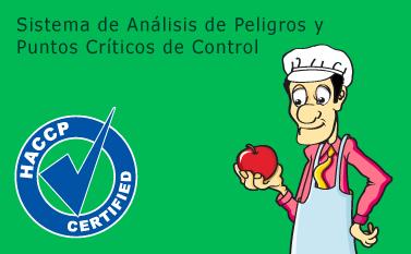 Importancia del Sistema HACCP en los Alimentos