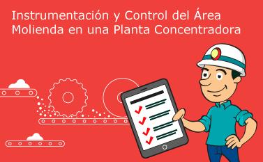 Instrumentacion de Molienda en una Planta Concentradora