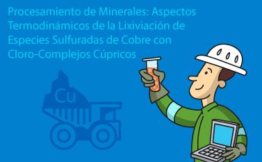 Procesamiento de Minerales Lixiviación de Cobre