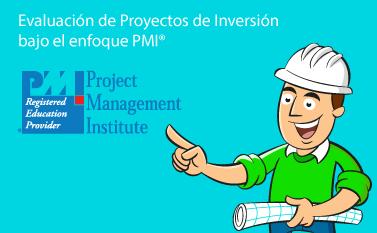 Evaluacion de Proyectos de Inversion enfoque PMI