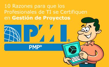 Profesionales de TI y la Certificación PMP