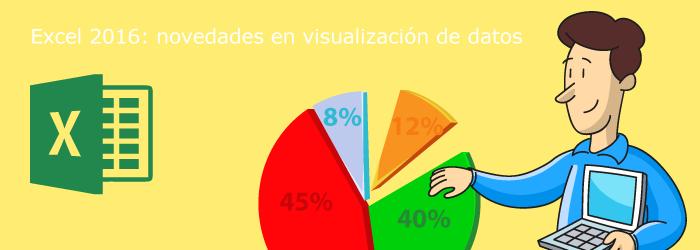 Excel 2016 Novedades en Visualizacion de Datos