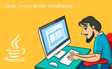 Java innovación constante