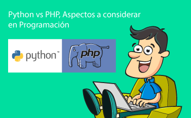 Python vs PHP Aspectos a considerar en Programación