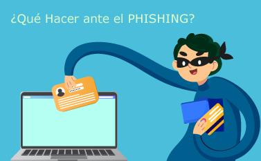 Que Hacer ante el Phishing