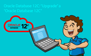 Upgrade a Oracle Database 12c