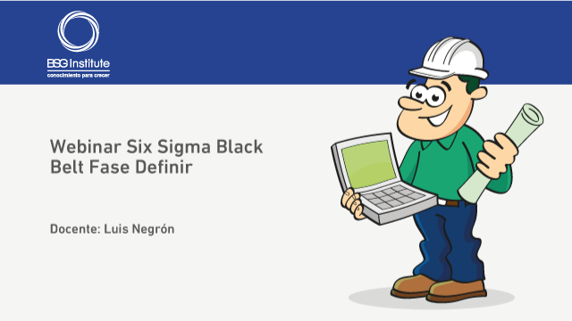 Six Sigma Black Belt Fase Definir
