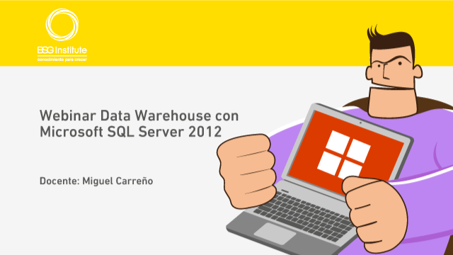 Webinar Data Warehouse con Microsoft SQL Server 2012