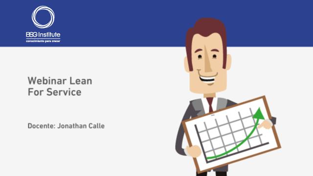 Webinar: Lean for Service