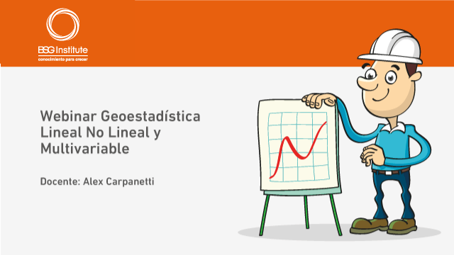 Webinar Geoestadística Lineal y Multivariable