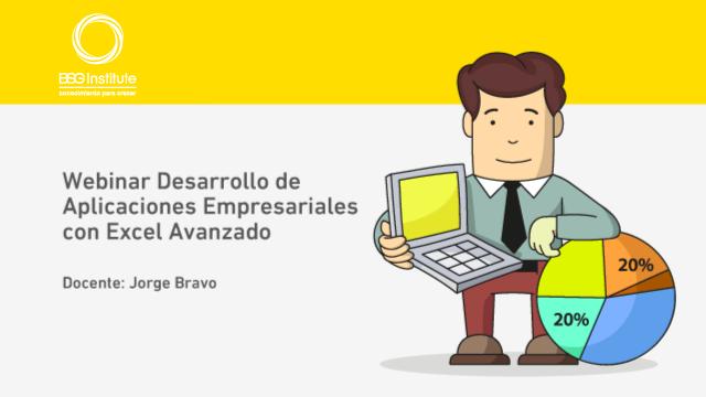 Webinar Aplicaciones con Excel Avanzado