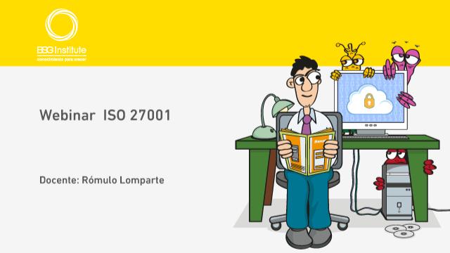 Webinar ISO 27000