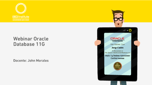 Webinar Oracle Database 11g