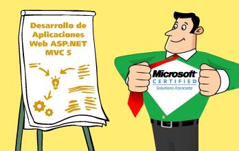 Curso 20486: Desarrollo de aplicaciones web ASP.NET MVC 5