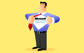 Microsoft MCSA: Web Applications